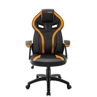 SILLA GAMER  MARS GAMING MGC118BY COLOR NEGRO CON ...