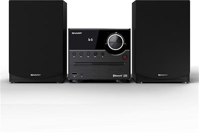 Microcadena Sharp XL-B512(BK) Sound System ...