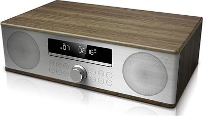 Microcadena Sharp XL-B710 30 W marrón acero ...