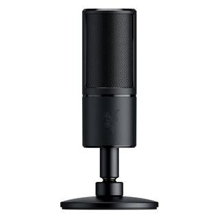 Micrófono condensador Razer Seiren X negro