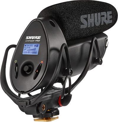 Micrófono de condensador Shure VP83F LensHopper