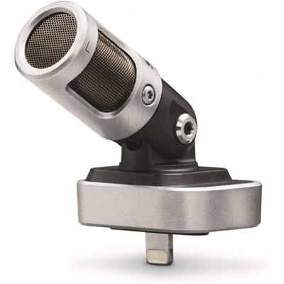 Micrófono digital de condensador Shure Motiv MV88 ...