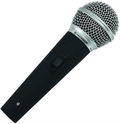 Micrófono Omnitronic M-60 con cable
