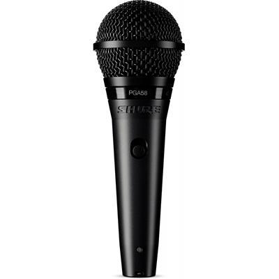 Micrófono Shure PGA58-XLR-E