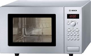 Microondas Bosch Hmt75g451 con grill 17L digital ...