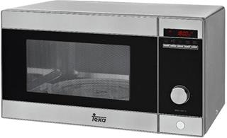 Microondas Teka Inoxidable con grill