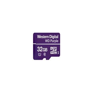 MicroSD WD Purple 32GB