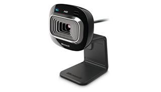 WEBCAM MICROSOFT LIFECAM HD-3000 TrueColor HD