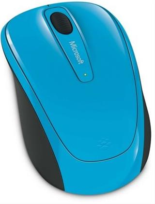 Microsoft WIRELESS MOBILE MOUSE 3500 AZUL