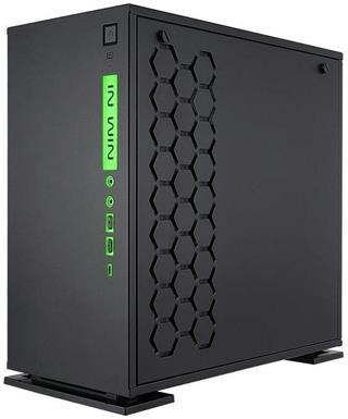 Minitorre In Win 301C USB3.0 USB-C negra