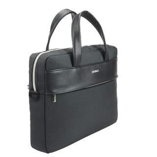 Mobilis PURE BRIEFCASE 11-14   - SILVER ZIP