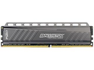 Módulo Crucial Ballistix Sport LT Gray DDR4 4GB 2400MHz CL16