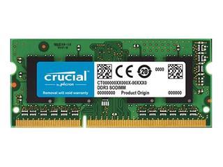 Módulo Crucial CT25664BF160BJ DDR3 2GB 1600MHz CL11