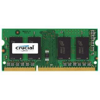 Módulo Crucial CT51264BF160B DDR3 4GB 1600MHz CL11 SODIMM