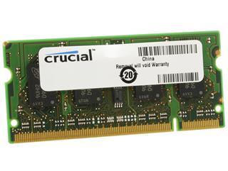 Módulo Crucial DDR3 8GB 1866MHz