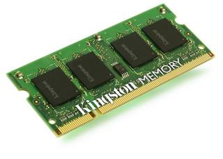 Módulo Kingston KVR16S11S6/2 DDR3 2GB 1600MHz ...