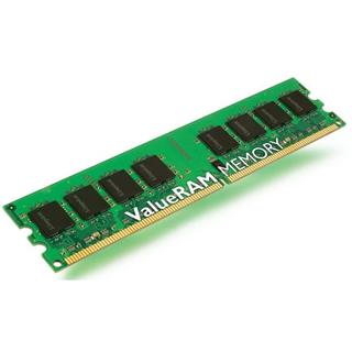 Módulo Kingston ValueRAM DDR3 4GB 1600MHz CL11
