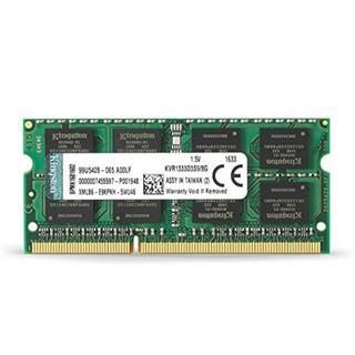 Módulo Kingston ValueRAM DDR3 8GB 1333MHz CL9 SODIMM