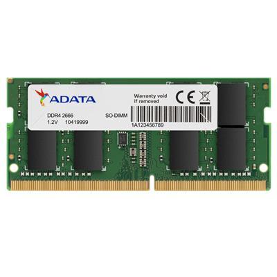 MODULO SODIMM DDR4 16GB 2666MHZ PC4-21300 ADATA