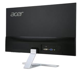 """Monitor Acer RT240YB 24"""" 16:9 1920x1080 4ms DVI HDMI VGA Negro"""
