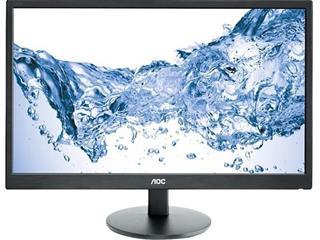 "Monitor AOC E2470SWH LED 23.6"" 16:9 1920x1080 1ms VGA DVI HDMI N"
