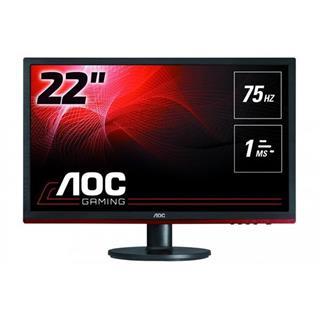 "Monitor AOC g2260Vwq6 LED 21.5"" 16:9 1920x1080 1ms DP VGA HDMI N"