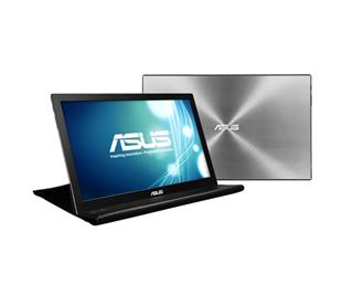 """Monitor Asus 15.6"""" Wled Mb168b  1366X768 Negro"""