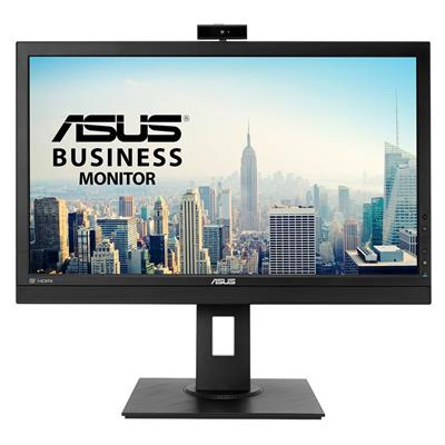 MONITOR LED 24' ASUS  BE24DQLB USB HDMI/VGA/DP/DVI WEBCAM Altura/Rotacion-DESPRECINTADO