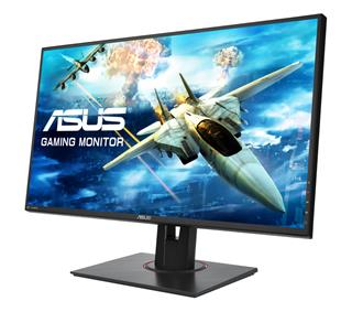 MONITOR LED 27' ASUS VG278QF FHD 165Hz 0.5MS GAMING HDMI/DVI/DP