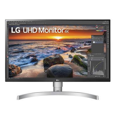 "MONITOR LED 27"" LG 27UN83A-W UHD 4K IPS HDR ..."