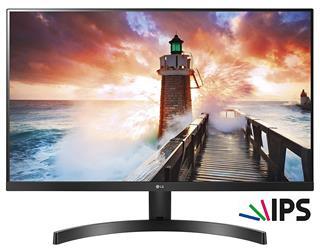 "Monitor LG ELECTRONICS 24MK600M-W 23.8"" IPS ..."