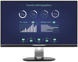 Monitor MMD 258B6QUEB/00 25' LED 2560X1440