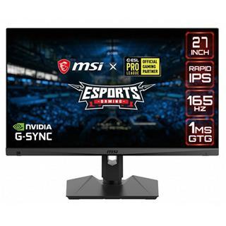 """Monitor MSI Optix MAG274QRF 27"""" LED WQHD IPS ..."""