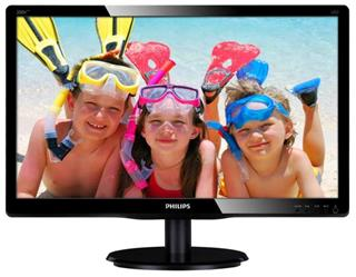 "Monitor Philips 200V4LAB2/00 19.5"" 16:9 5ms ..."