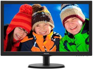 "Monitor PHILIPS 21.5"" LED 1920x1080 5ms 10M:1 VGA"