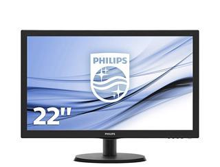 """Monitor Philips 223V5LHSB/00 21.5"""" HDMI VGA"""