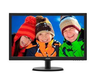"Monitor PHILIPS 226V3LSB5 LED 22"" 1920x1080 16:9 5ms Negro"