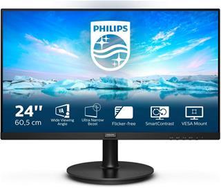 "Monitor Philips 241V8LA/00 23.8"" LCD FullHD"