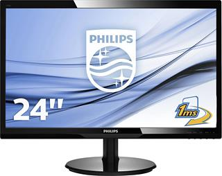 "Monitor Philips 246V5LDSB 24"" LED FullHD"