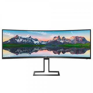 "Monitor Philips 498P9/00 49"" LED DualQHD curva"