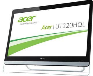 """Monitor Táctil Acer UT220HQL LED  21.5""""  1920x1080"""
