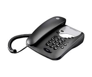 MOTOROLA CT1 NEGRO TELÉFONO FIJO CON MARCACIÓN ...
