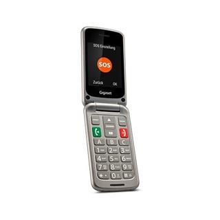 MOVIL SMARTPHONE GIGASET LIFE SERIES GL590 GRIS