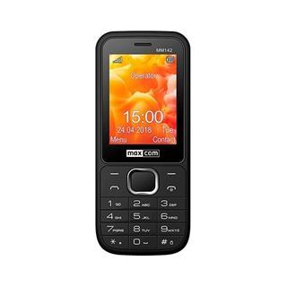 MOVIL SMARTPHONE MAXCOM CLASSIC MM142 NEGRO