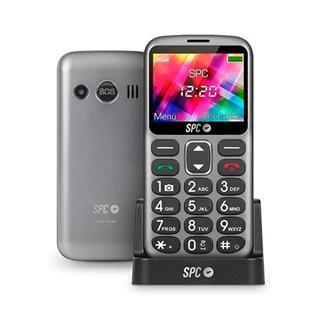 MOVIL SMARTPHONE SPC FORTUNE NEGRO