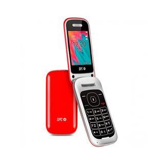 MOVIL SMARTPHONE SPC VELVET ROJO