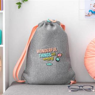 Mr. Wonderful MOCHILA TIPO SACO PEQUEÑA WONDERFUL ...