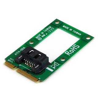 STARTECH.COM TARJETA ADAPTADOR MSATA A SATA  PARA DISCO DURO SSD