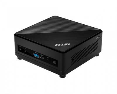 MSI Cubi 5 10M-074BEU mini PC Negro Intel® SoC ...