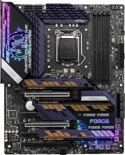 MSI MPG Z590 GAMING FORCE Intel Z590 LGA 1200 ATX